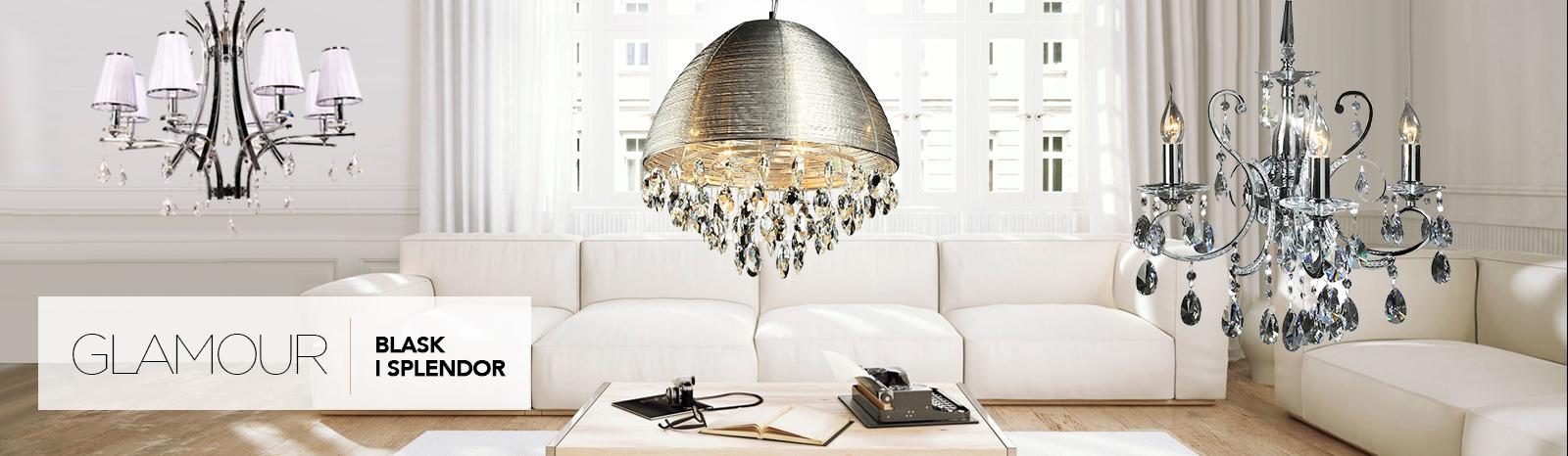 Lampy Oświetlenie żyrandole